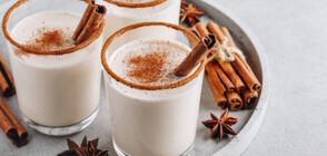 Коледни коктейли, които носят празнично настроение (ГАЛЕРИЯ)