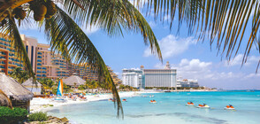Американски кмет призовал от мексикански плаж да не се пътува