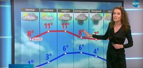 Прогноза за времето (03.12.2020 - централна)
