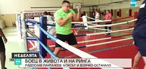 Боксьорът Радослав Панталеев за спорта и трудностите към върха