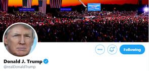 ТРЪМП ОФЛАЙН: Тwitter заключи акаунта на американския президент (СНИМКИ)