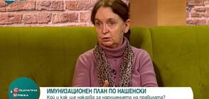 Д-р Мими Виткова: Нарушават ли се мерките, ще има нов пик на заразени (ВИДЕО)