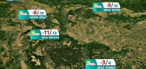 Прогноза за времето на NOVA NEWS (12.01.2021 - 18:00)