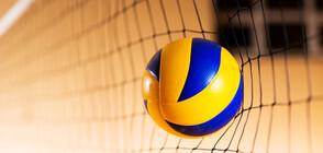 """""""Хебър"""" (Пазарджик) триумфира в мъжкото волейболно първенство"""