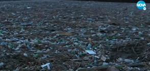 Започва прокурорска проверка за отпадъците в река Искър край Своге