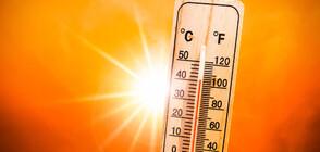 2020-а е най-горещата година в историята