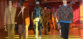 Седмицата на мъжката мода в Милано (ГАЛЕРИЯ)