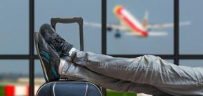 Мъж живял 3 месеца на летище заради страх от COVID-19 (ВИДЕО)