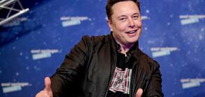 """Българин поиска да """"открадне"""" логото на SpaceX, Мъск лично му позволи (СНИМКИ)"""