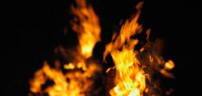 Пожар изпепели Дом за възрастни хора в Харков (СНИМКИ+ВИДЕО)