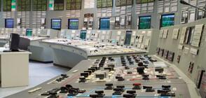 """Пети блок на АЕЦ """"Козлодуй"""" е бил изключен от енергийната система през нощта"""