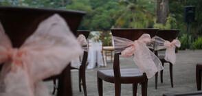 МЕНДЕЛСОН В ПАНДЕМИЯ: Сватба с 400 гости в център за COVID тестове