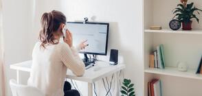 Приемат закон за работещите от вкъщи