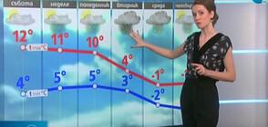 Прогноза за времето (22.01.2021 - централна)