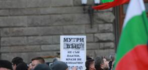 200 дни от началото на протестите в София (ГАЛЕРИЯ)