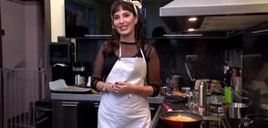 """Впечатляващи кулинарни импровизации с Дения Пенчева в """"Черешката на тортата"""""""