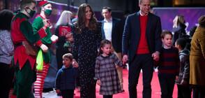 Ново попълнение в семейството на Кейт и Уилям (СНИМКИ+ВИДЕО)