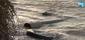 Нова авария с тръбопровода за отпадни води във Варненското езеро