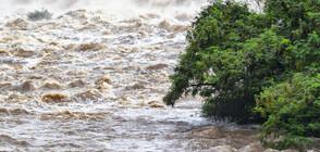 Опасност от наводнения във водосборите на няколко реки у нас