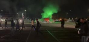 Над 150 души са задържани в Нидерландия