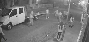 БРУТАЛНА АГРЕСИЯ: Група младежи пребиха мъж в Пловдив (ВИДЕО)