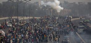 Бунтове обхванаха Делхи, има поне 1 загинал протестиращ (ВИДЕО)