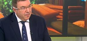 Проф. Ангелов: Няма да се уморя да се боря за живота и здравето на българските граждани