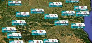 Прогноза за времето на NOVA NEWS (27.01.2021 - 11:00)