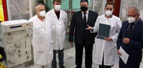 Прокурори и следователи направиха дарение на болница във Варна