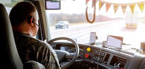 Български шофьор на тир в Испания – уволнен заради административен абсурд