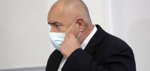 Борисов инспектира новите мотриси на БДЖ (ВИДЕО)