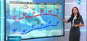 Прогноза за времето (28.01.2021 - обедна)