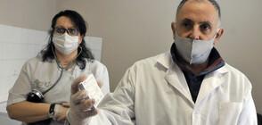 Започна имунизацията срещу COVID-19 на учителите