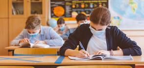 Учениците от 5, 10 и 11 клас се върнаха в класните стаи (ВИДЕО+СНИМКИ)