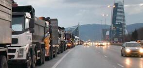 """""""Пътна полиция"""" и ДАИ със засилени проверки на автобуси и камиони"""