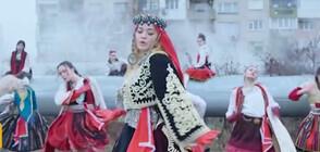Рита Ора сподели нови кадри от България (ВИДЕО)