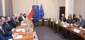 Николова: Полският бизнес може да се възползва от предимствата на България (ВИДЕО)