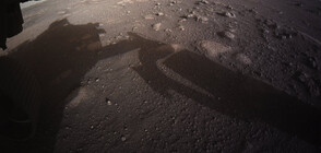 НАСА показа зрелищна панорамна снимка от Марс