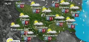 Прогноза за времето (28.02.2021 - сутрешна)