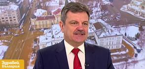 Защо пулмологът д-р Александър Симидчиев стана кандидат-депутат