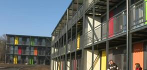 """ЖИЛИЩА ОТ КОНТЕЙНЕРИ: Новите домове в столичния кв. """"Факултета"""""""