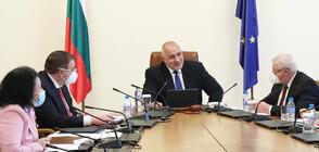 Борисов: Не знам кой внушава на хората, че пандемията е отминала