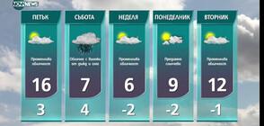 Прогноза за времето на NOVA NEWS (04.03.2021 - 14:00)