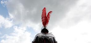 Върнаха в Лувъра рицарски доспехи, откраднати преди близо 40 години (СНИМКИ+ВИДЕО)