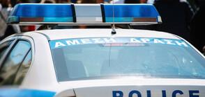 Трийсетина души нападнали полицаи, следящи за мерките в Атина (СНИМКИ+ВИДЕО)