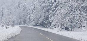 Първи сняг падна и в Североизточна Турция (СНИМКИ)