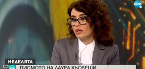 Чапкънова с коментар за писмото на Кьовеши