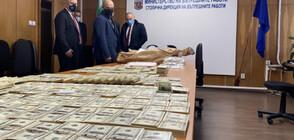 Откриха фалшиви милиони долари и евро, печатани в университет в София (ВИДЕО+СНИМКИ)