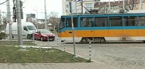 Светлина предотвратява катастрофи на конфликтно кръстовище в София