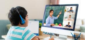 Без онлайн обучение за учениците при нова вълна на COVID-19
